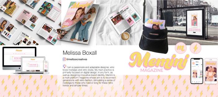 Melissa Boxall